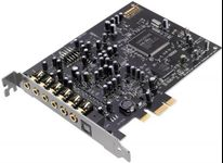 Placa de sunet Creative AUDIGY RX, 7.1, PCI-E x1