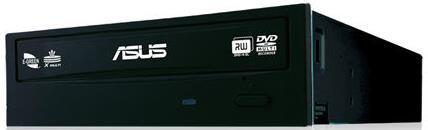 DVD-Writer ASUS  DRW-24F1ST/BLK/B/AS (Bulk)