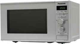 Cuptor cu microunde Panasonic NN-J161MMEPG, 800W, 20L (Argintiu)