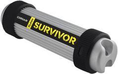 Stick USB Corsair Survivor 128GB USB 3.0, rezistent la apa si socuri