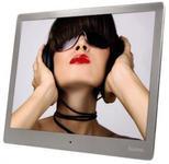 "Rama Foto Hama 97SLP, Muzica si Video, 9.7"", 4GB, USB (Argintie)"