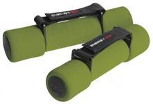 Gantere Energy Fit 2709pr-60, cu burete, 2 x 0.5 kg