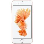 "Telefon Mobil Apple iPhone 6S, Procesor Apple A9, IPS LED-backlit Multi‑Touch 4.7"", 2GB RAM, 128GB flash, 12MP, Wi-Fi, 4G, iOS 9 (Rose Gold)"
