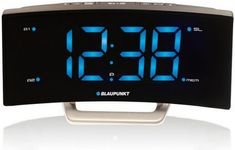 Radio cu ceas Blaupunkt CR7BK