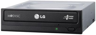 DVD-Writer intern LG GH24NSD1 (Bulk)