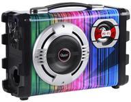 Sistem boxa mobila Quer KOM0836, 20W, Bluetooth, Microfon (Multicolor)