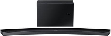 Soundbar HW-J8500R, Curbat, 5.1, 350W, Bluetooth (Negru)