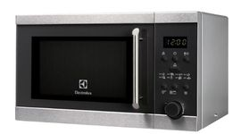 Cuptor cu microunde Electrolux EMS20300OX, grill, 18.5L, 800W (Gri)