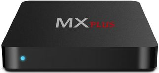 Mini PC MXPlus, Quad-Core 1GHz, 1GB RAM, 8GB Flash, 4K (Ultra HD), Wi-Fi, LAN, Bluetooth, Miracast, Android