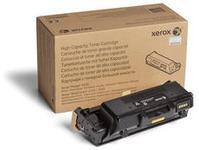 Toner Xerox 106R03621, acoperire aprox. 8500 pagini (Negru)