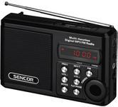 Radio Sencor SRD 215 (Negru)