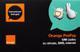 Cartela SIM Orange PrePay, 6 euro credit, 6 GB internet 4G, 2,000 minute nationale si internationale fix sau SMS nationale din care 300 minute/SMS internationale mobil UE