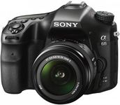 Aparat Foto D-SLR Sony Alpha A68K, Obiectiv 18-55mm, Filmare Full HD, 24.2 MP (Negru)