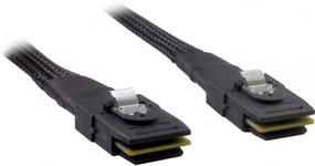Cablu SAS Inter-Tech 88885238, 2 conectori SAS
