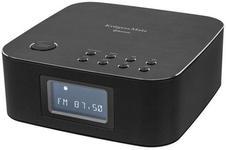 Radio cu ceas Kruger&Matz KM0815 (Negru)