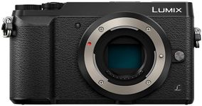 Aparat Foto Mirrorless Panasonic DMC-GX80E, Body, Filmare Ultra HD 4K, 16 MP, Wi-Fi (Negru)