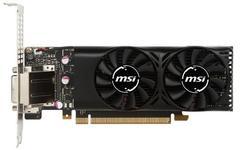 Placa Video MSI GeForce GTX 1050 Ti 4GT LP, 4GB, GDDR5, 128 bit