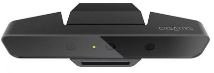 Camera web Creative BlasterX Senz3D Full HD (Negru)
