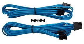 Cablu PCIe cu un Conector Premium Generatia 3 (Albastru)