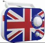 Radio Portabil Muse M-062 UK (Multicolor)