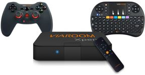 Player Multimedia Viaroom Xpert TV Family, Procesor Octa-Core 2GHz, 2GB RAM, 8 GB Flash, 4K, Wi-Fi, LAN, Tuner TV, Android (Negru)