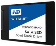 SSD Western Digital 3D NAND, 250GB, SATA III 600