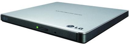 DVD Writer Extern LG GP57ES40 (Argintiu)