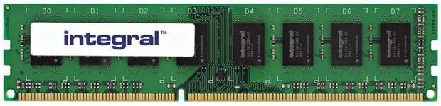Memorie Server Integral IN3T8GEAJKX, 1x8GB @1600MHz, DDR3, UDIMM, CL11