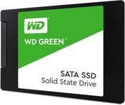 "SSD Western Digital Green, 120GB, 2.5"", Sata III 600"