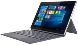 "Tableta Kruger&Matz Edge, Procesor Intel® Celeron® N3350 1.1GHz, IPS Capacitive touchscreen 11.6"", 4GB RAM, 32GB Flash, 2MP, Wi-Fi, Tastatusa, Windows 10 (Negru/Argintiu)"