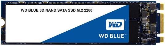 SSD Western Digital Blue 3D NAND M.2 2280, 500GB, SATA III 600
