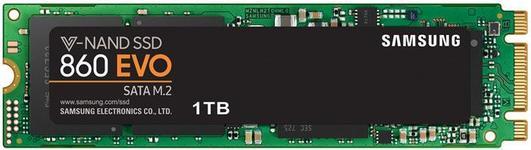 SSD Samsung 860 EVO, 1TB, M.2 2280, SATA III 600