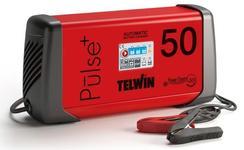 Redresor auto Telwin PULSE 50, 6/12/24 V