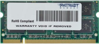 Memorie Laptop Patriot Signature DDR2, 1x2GB, 800MHz, CL6, 1.8V