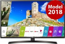 "Televizor LED LG 125 cm (49"") 49UK6470PLC, Ultra HD 4K, Smart TV, webOS, WiFi, CI+"