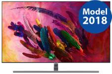 "Televizor QLED Samsung 139 cm (55"") QE55Q7FN, Ultra HD 4K, Smart TV, WiFi, CI+"
