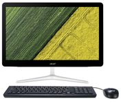 """All-In-One PC Acer Aspire Z24-880 (Procesor Intel® Core™ i5-7400T (6M Cache, up to 3.00 GHz), Kaby Lake, 23.8""""FHD, 8GB, 1TB @5400RPM, Intel® HD Graphics 630, Wireless AC, Touch, Tastatura+Mouse)"""