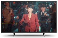 "Televizor LED Panasonic 125 cm (49"") TX-49FX600E, Ultra HD 4K, Smart TV, WiFi, CI+"