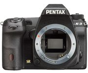 Aparat Foto D-SLR Pentax K-3 Body, Filmare Full HD, 24MP (Negru)