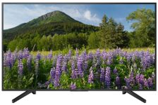 "Televizor LED Sony 125 cm (49"") KD49XF7005BAEP, Ultra HD 4K, Smart TV, WiFi, CI+"