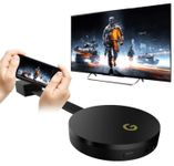 Chromecast Plus Albacom Hdmi streaming, Media Player, Wi-Fi, Miracast, Dlna, Android/IoS (Negru)