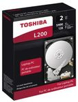 "HDD Laptop Toshiba HDWL120EZSTA 2TB @5400rpm, SATA III, 2.5"", 9.5mm"