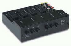 Adaptor conectare Audio/Video OEM 02-0852, 4 x SCART + 6 x RCA (Negru)