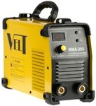 Aparat de sudura uz industrial Velt MMA 250 de tip invertor DC IGBT, 230 V, 30 – 250 A