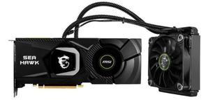 Placa video MSI GeForce RTX 2080 SEA HAWK X, 8GB, GDDR6, 256 bit