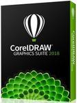 CorelDRAW Graphics Suite 2018 Upgrade, Electronica (1 utilizator)