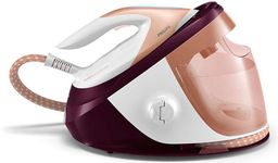Statie de calcat Philips PerfectCare Expert Plus GC8962/40, Talpa SteamGlide Advanced, 1800ml, 2100 W (Albastru)