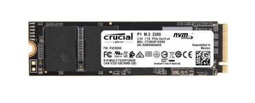 SSD Crucial P1, 500GB, M.2, PCI Express 3.0 (x4)