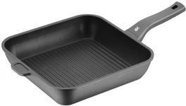 Tigaie grill WMF PermaDur Premium, 28cm (Negru)