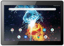 """Tableta Vonino Magnet M10, Procesor Quad-Core 1.3GHz, IPS Capacitive touchscreen 10.1"""", 2GB RAM, 16GB Flash, Wi-Fi, 5MP, 3G, Android (Gri inchis)"""